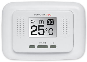 1 терморегулятор i warm 730