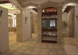 отделка арки декоративным камнем 2