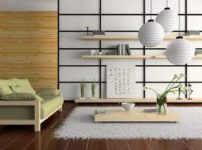 японский стиль в интерьере 4