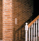 декоративный камень в интерьере 16