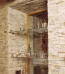 декоративный камень в интерьере 12