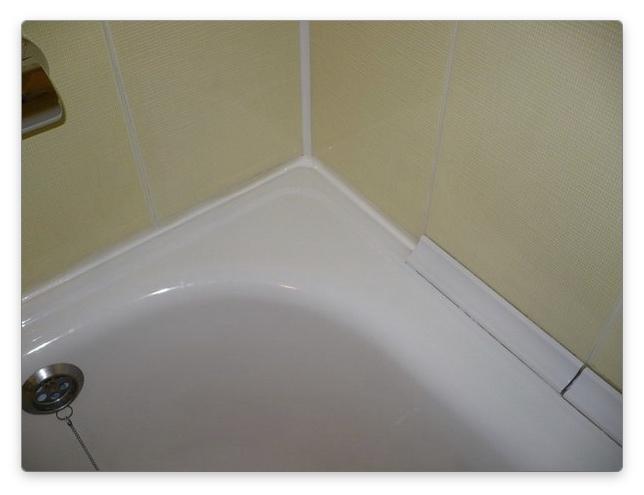 Бордюр для ванн