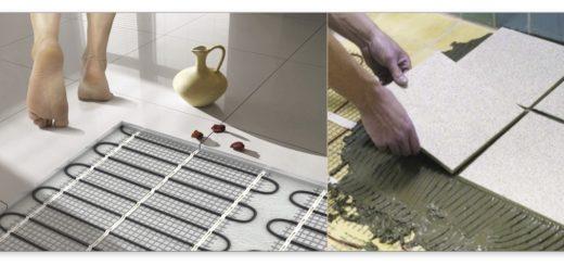 керамическая плитка для теплого пола